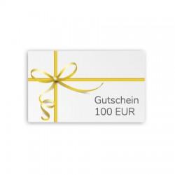 Gutscheinkarte 100 EUR