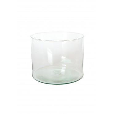 Windlicht Glas groß